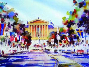 Howard Watson – Paintings for CharityNov. 12