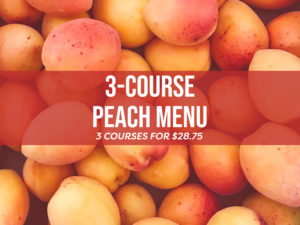 Peach Month 2021 <br>July 28 – August 29